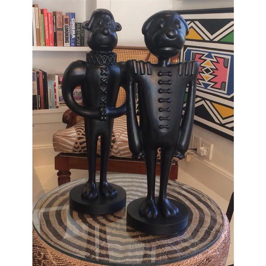 robert sherwood gallery wood sculptures